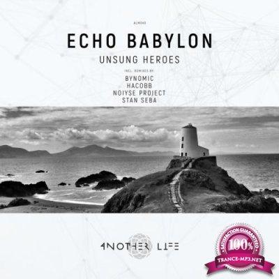 Echo Babylon - Unsung Heroes (2020)