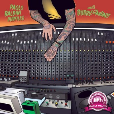 Paolo Baldini Dubfiles & Dubblestandart - Dub Me Crazy (2020)