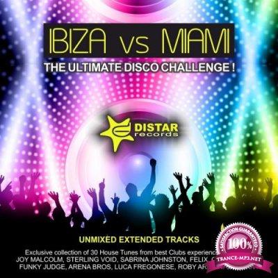 Ibiza Vs Miami (The Ultimate Disco Challenge Unmixed Extended Tracks) (2020)