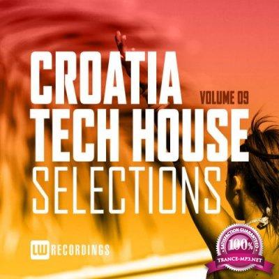 Croatia Tech House Selections, Vol. 09 (2020)