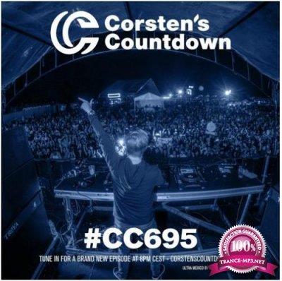 Ferry Corsten - Corsten's Countdown 695 (2020-10-21)