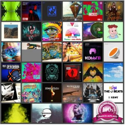 Electronic, Rap, Indie, R&B & Dance Music Collection Pack (2020-10-22)