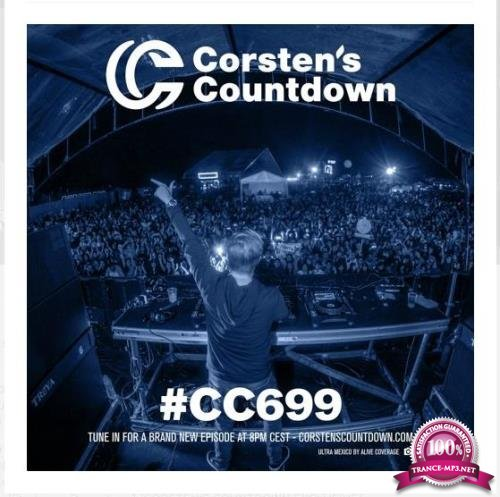 Ferry Corsten - Corsten's Countdown 699 (2020-11-18)