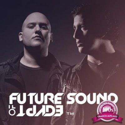 Aly & Fila & Johan Gielen - Future Sound of Egypt 674 (2020-11-04)
