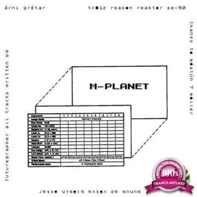 Futuregrapher - M-Planet (2020)