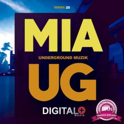 Miami Underground Muzik Series 20 (2020)