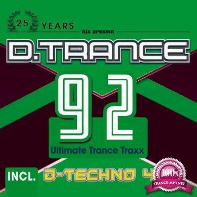 D.Trance 92 (Incl. Techno 49) (2020)
