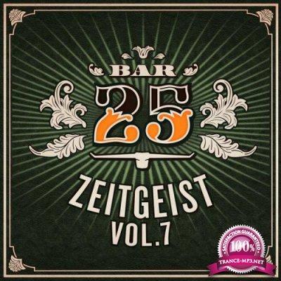 Bar25: Zeitgeist Vol 7 (2020)