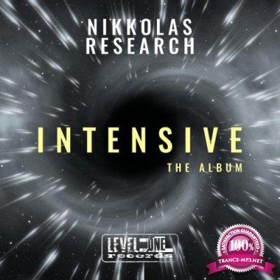 Nikkolas Research - Intensive (The Album) (2020)