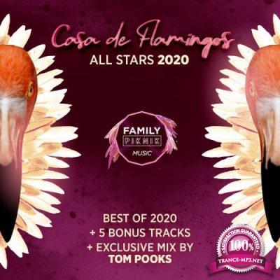 Family Piknik - Casa De Flamingos All Stars 2020 (2020)