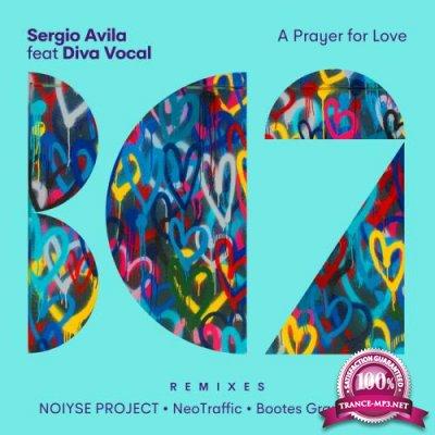 Sergio Avila ft Diva Vocal - A Prayer for Love (2020)