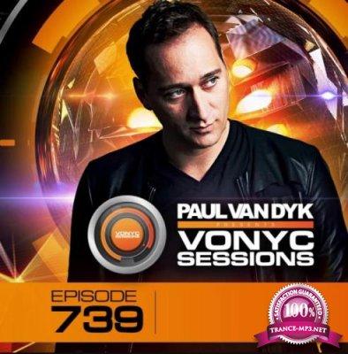 Paul van Dyk - VONYC Sessions 739 (2021-01-01)