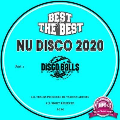 Best Of Nu Disco 2020 Part 1 (2021)