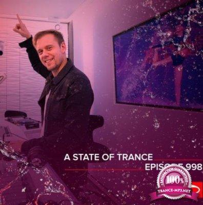 Armin van Buuren - A State of Trance ASOT 998 (2021-01-07)