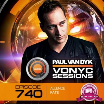 Paul van Dyk - VONYC Sessions 740 (2021-01-08)