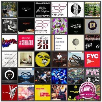 Electronic, Rap, Indie, R&B & Dance Music Collection Pack (2021-01-08)