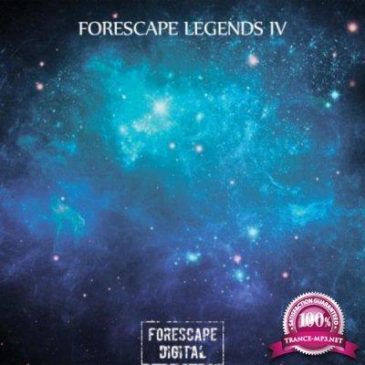 Forescape Legends IV (2021) FLAC