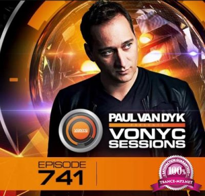Paul van Dyk - VONYC Sessions 741 (2021-01-15)