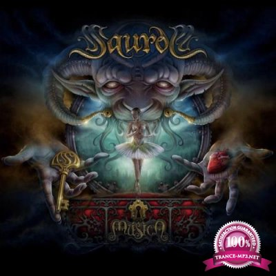 Saurom - Musica (2020)