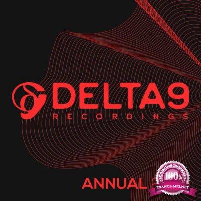 Delta9 Recordings - Annual 2020 (2021)