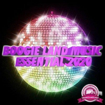 Boogie Land Music Essential 2021 (2021)