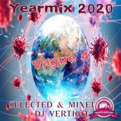 Yearmix 2020 Vague 4 (Mixed By DJ Vertigo) (2021)
