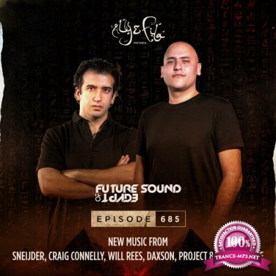 Aly & Fila - Future Sound Of Egypt 685 (2021-01-20)