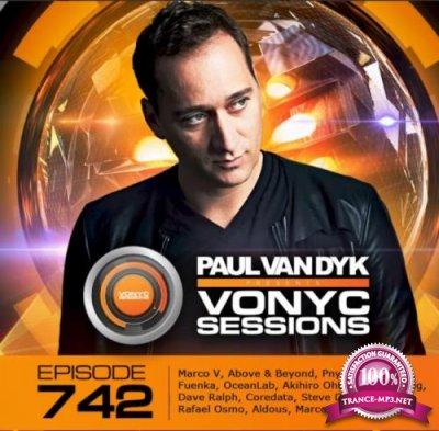 Paul van Dyk - VONYC Sessions 742 (2021-01-21)