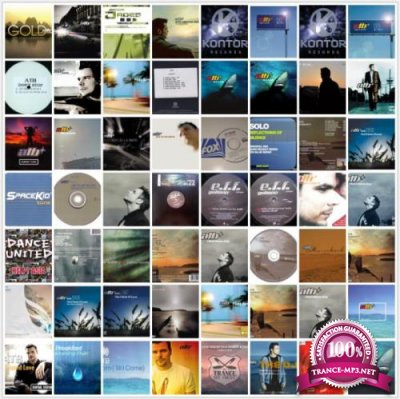 Flac Music Collection Pack 080 - Trance (1998-2021)
