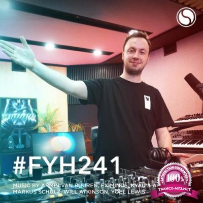 Andrew Rayel - Find Your Harmony Radioshow 241 (2021-01-27)