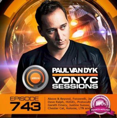 Paul van Dyk - VONYC Sessions 743 (2021-01-29)