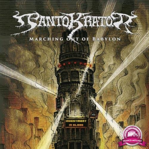 Pantokrator - Marching Out Of Babylon (2021) FLAC