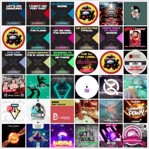 Beatport Music Releases Pack 2515 (2021)