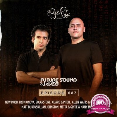 Aly & Fila - Future Sound Of Egypt 687 (2021-02-03)