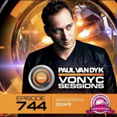 Paul van Dyk - VONYC Sessions 744 (2021-02-06)