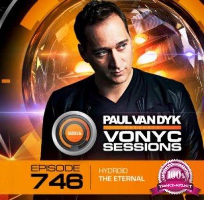 Paul van Dyk - VONYC Sessions 746 (2021-02-16)