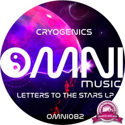 Cryogenics - Letters To The Stars LP (2021)