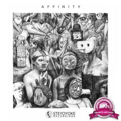 Steyoyoke - Affinity (2021)