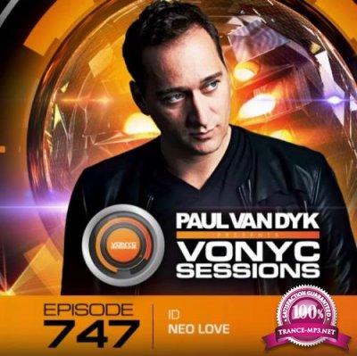 Paul van Dyk - VONYC Sessions 747 (2021-02-23)