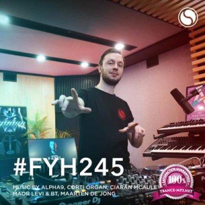 Andrew Rayel - Find Your Harmony Radioshow 245 (2021-02-24)