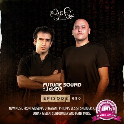 Aly & Fila - Future Sound Of Egypt FSOE 690 (2021-02-24)