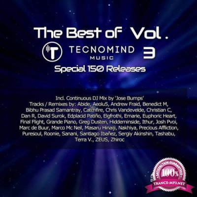 The Best Of Tecnomind Music Vol 3 (Special 150 Releases) (2021)