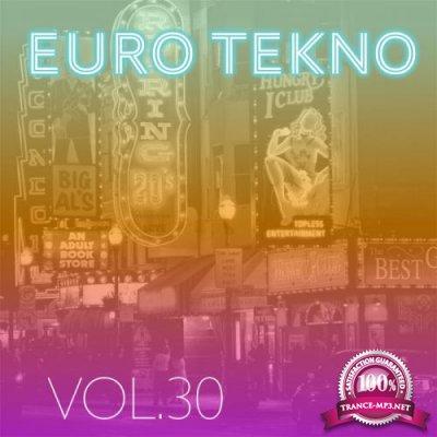 Euro Tekno, Vol. 30 (2021)
