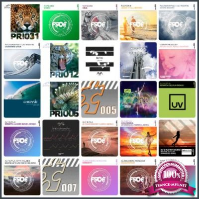 Flac Music Collection Pack 085 - Trance (2002-2021)