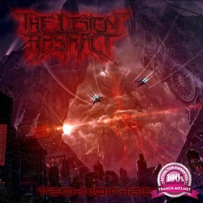 The Design Abstract - Technotheism (2021)