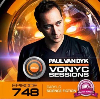 Paul van Dyk - VONYC Sessions 748 (2021-03-02)