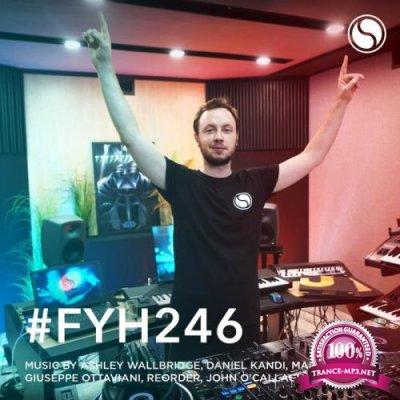 Andrew Rayel - Find Your Harmony Radioshow 246 (2021-03-03)