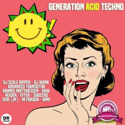 Generation Acid Techno One (2021)