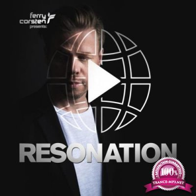 Ferry Corsten - Resonation Radio 015 (2021-03-10)