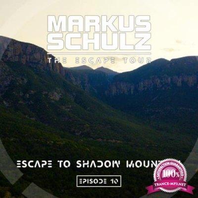 Markus Schulz -  Global DJ Broadcast (2021-03-11) Escape to Shadow Mountain
